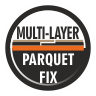Multi-layer parquet fix