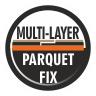 Multi-layer parquet fix